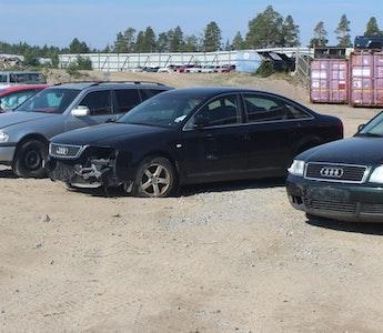 Nya fordon på Returbilen Storsund, självplock